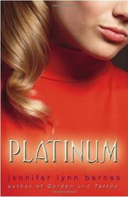 Book Cover for PLATINUM