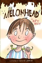 Book Cover for MELONHEAD