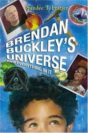 Cover art for BRENDAN BUCKLEY'S UNIVERSE AND EVERYTHING IN IT