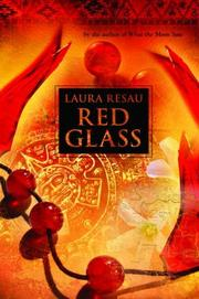 Cover art for RED GLASS