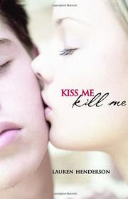 Cover art for KISS ME KILL ME