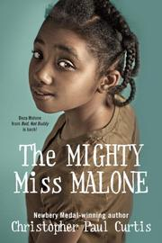 Book Cover for THE MIGHTY MISS MALONE