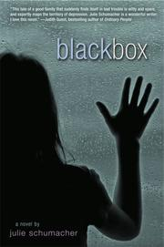 Cover art for BLACK BOX