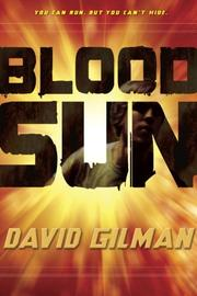 Cover art for BLOOD SUN