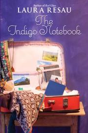 Cover art for THE INDIGO NOTEBOOK