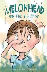 Cover art for MELONHEAD AND THE BIG STINK