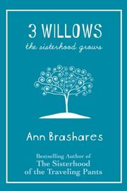 Book Cover for 3 WILLOWS