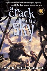 Book Cover for A CRACK IN THE SKY