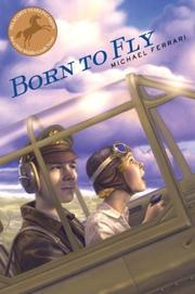 Book Cover for BORN TO FLY