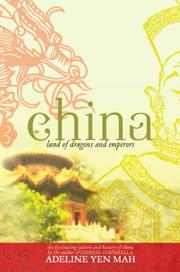 Cover art for CHINA