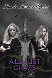 Book Cover for ALL JUST GLASS