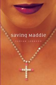 Book Cover for SAVING MADDIE