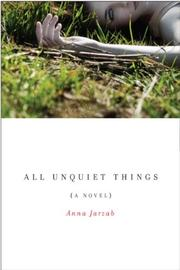 Book Cover for ALL UNQUIET THINGS