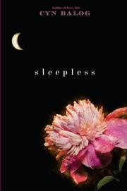 Cover art for SLEEPLESS
