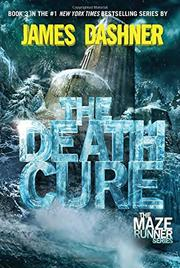 Cover art for THE DEATH CURE