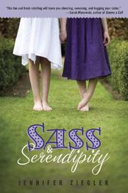 Cover art for SASS & SERENDIPITY