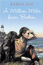 Cover art for A MILLION MILES FROM BOSTON