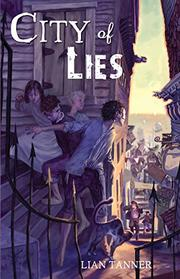 Cover art for CITY OF LIES