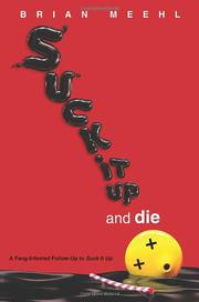 SUCK IT UP AND DIE Cover