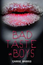 Cover art for BAD TASTE IN BOYS