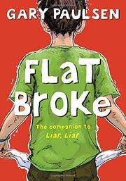 Book Cover for FLAT BROKE
