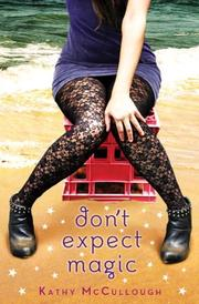 Cover art for DON'T EXPECT MAGIC