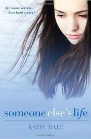 Cover art for SOMEONE ELSE'S LIFE