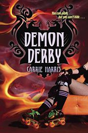 DEMON DERBY by Carrie Harris