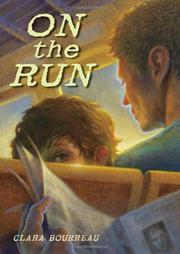 ON THE RUN by Clara Bourreau