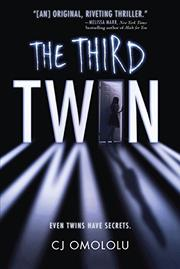THE THIRD TWIN by C.J.  Omololu