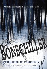 Cover art for BONECHILLER