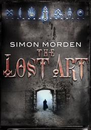 LOST ART by Simon Morden