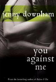 Cover art for YOU AGAINST ME