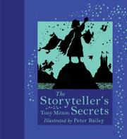 Cover art for THE STORYTELLER'S SECRETS