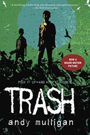 Book Cover for TRASH