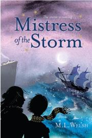 Cover art for MISTRESS OF THE STORM
