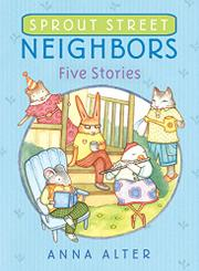 FIVE STORIES by Anna Alter