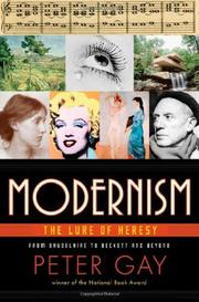 Cover art for MODERNISM