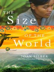 Book Cover for THE SIZE OF THE WORLD
