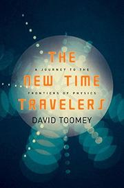 Cover art for THE NEW TIME TRAVELERS