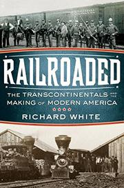 RAILROADED by Richard White