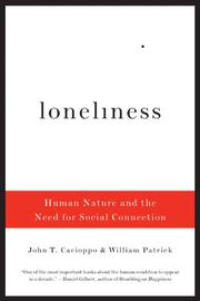 LONELINESS by John Cacioppo