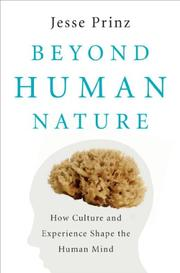 Book Cover for BEYOND HUMAN NATURE