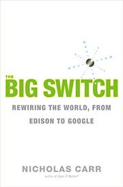 Cover art for THE BIG SWITCH