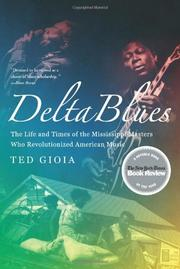 Cover art for DELTA BLUES