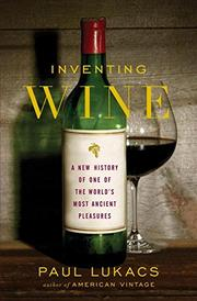 Book Cover for INVENTING WINE