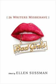 BAD GIRLS by Ellen Sussman