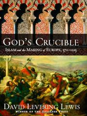 Book Cover for GOD'S CRUCIBLE