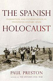THE SPANISH HOLOCAUST by Paul Preston