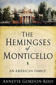 Book Cover for THE HEMINGSES OF MONTICELLO